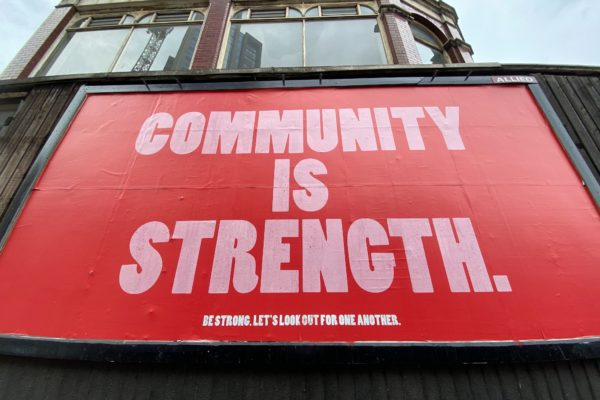 Community is Strength